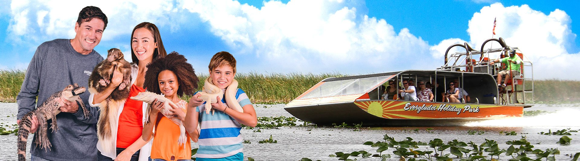 The Best Everglades Airboat Tours and Rides