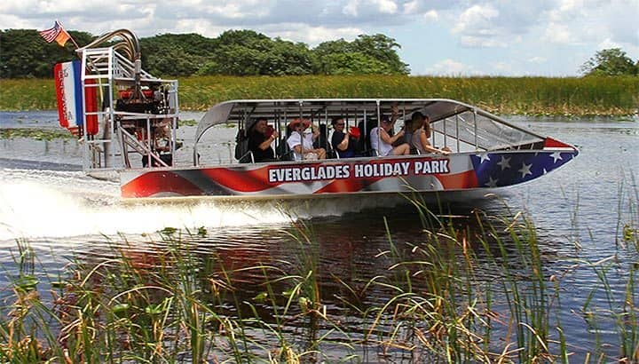 Standard 60-Minute Airboat Tour