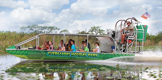 Looking to Entertain the Kids? Explore the Everglades   - Everglades Holiday Park
