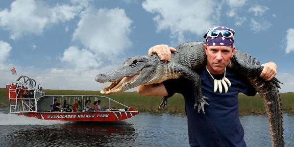 Visit the Florida Everglades – It's Not Your Average Vacation  - Everglades Holiday Park