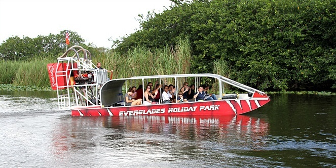 Airboat Rides In Miami Everglades Airboat Tours Miami