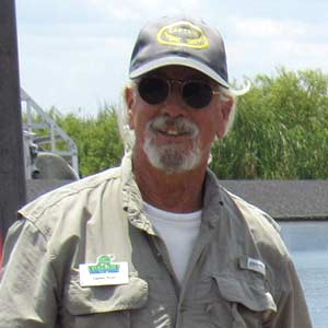 Captain Armando - Airboat Tour Captain at Everglades Holiday Park