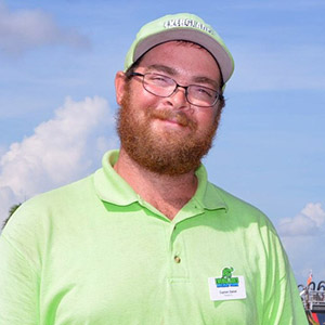 Daniel Hughes - Airboat Tour Captain at Everglades Holiday Park