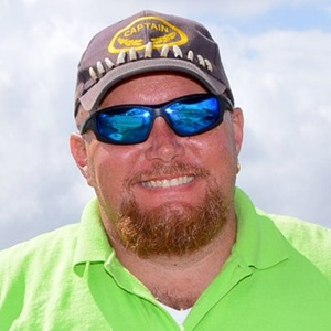 Keith Moore - Airboat Tour Captain at Everglades Holiday Park