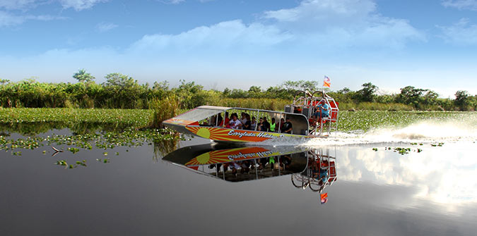 Enchanting Everglades – Have Another Look - Everglades Holiday Park