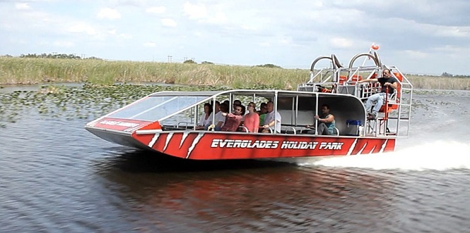 Exploring South Florida Everglades - Family fun in the Everglades - Everglades Holiday Park