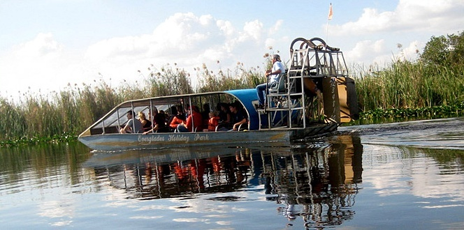 Airboat Rides in Miami