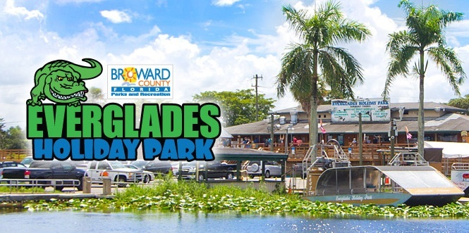 About Everglades Holiday Park | Everglades Airboat Rides | Alligator Shows