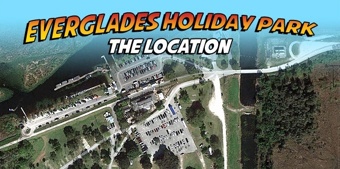 Everglades Holiday Park Property Location