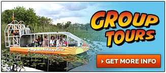 Group Airboat Tours