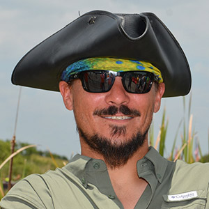 Jeremy Gherardi - Airboat Tour Captain at Everglades Holiday Park