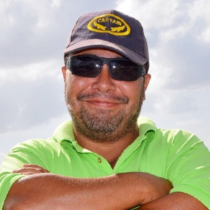 Juan Chamorro - Airboat Tour Captain at Everglades Holiday Park