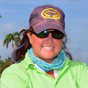 KC Humphries - Airboat Tour Captain at Everglades Holiday Park