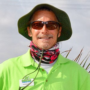 Mark Bruce Duncan - Airboat Tour Captain at Everglades Holiday Park