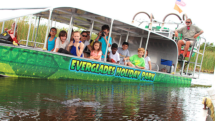 Enjoy an Everglades Airboat Tour Before the Dry Season Ends