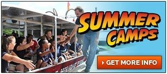 Summer Camps Field Trips at Everglades Holiday Park