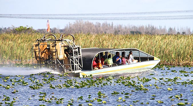 The History of Airboat Rides in the Everglades  - Everglades Holiday Park