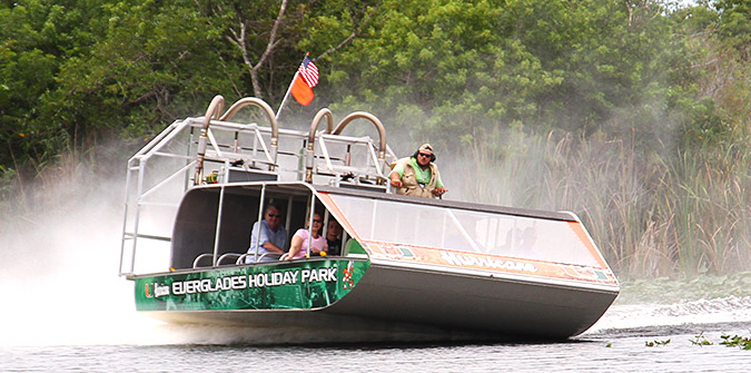 What to Expect on an Airboat Adventure - Everglades Holiday Park