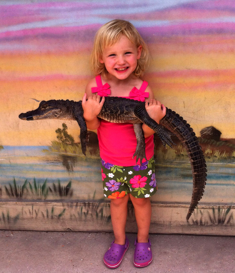 Fun things to do with kids at Everglades Holiday Park